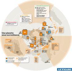 Coup de frein mondial sur l'énergie nucléaire