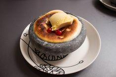 Klaus Sonstads ovnsbakte dessert, slik den ble servert i 4-stjerners middag, TVNorge.