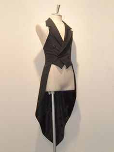 womens tail vest - Google Search