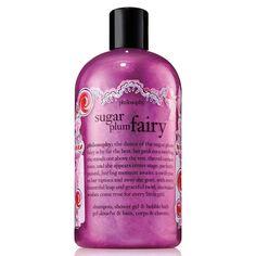 Philosophy - Sugar Plum Fairy Shampoo, Shower Gel and Bubble Bath