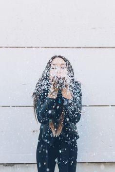 alex closet fetes noel christmas neige snow winter douceur cold frogs