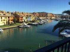 Beautiful apartment for rent in Sotogrande Marina – Fantastic views