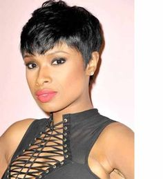 The Lazy Mohawk Style for Black Women   Hairstyles and Colors