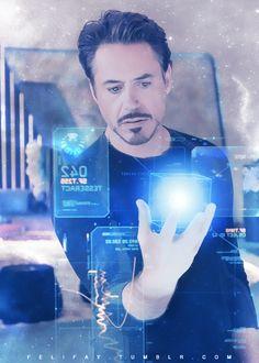 Tony and the Tesseract