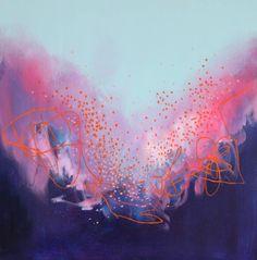 "Saatchi Art Artist Georgina Vinsun; Painting, ""Luke"" #art"