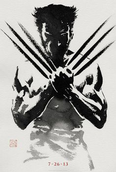The Wolverine #Movie #Poster #XMen
