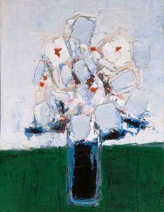 Nicolas De Stael(FRA)     ニコラス・ド・スタール(仏) French Artists, Art Plastique, Georges Braque, Abstract Landscape Painting, Landscape Paintings, Abstract Art, Rembrandt, Tachisme, Chaim Soutine