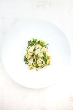 Orecchiette mit Sprossenbrokkoli