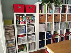 Love my expedits my craft room