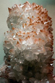 Crystals  / American Museum of Natural History........beautiful!