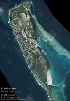 Hithadhoo / Maldives  Where SSR BNB is Located