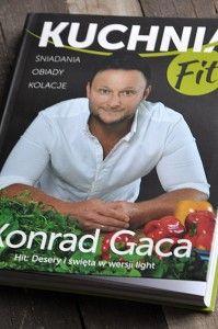 "Konrad Gaca ""Kuchnia fit"""
