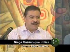 El candidato del PRD a la alcaldía de Tlajomulco de Zúñiga, Quirino Velásquez, niega las acusaciones en su contra de presunta guerra sucia por parte de Movimiento Ciudadano y señala que no utiliza la imagen de Enrique Alfaro en su campaña.     Informe de Edgar Olivares