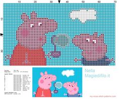 Peppa Pig George bubble blower (click to view)