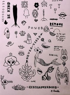 sticks and poke tattoo - Google Search
