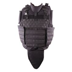 Plate Carrier | Tactical Military Gear | Delta Full Body Armor