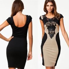 Find More Apparel & Accessories Information about 2014 New Women Stylish Sexy Sleeveless Lace Neck  Cocktail Party Dress Pencil Dresses,High Quality dress strawberry,China party dresses for less Suppliers, Cheap party dolphin from TripRewards Century Trade Co., Ltd. on Aliexpress.com