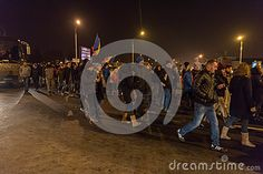 Photo about Sibiu, Romania. 25000 Romanians demonstrated against government decree decriminalizing some corruption offences. Image of corruption, flags, decriminalizing - 85650670 Sibiu Romania, Crowd, Monster Trucks, Image