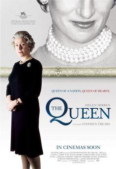 The Queen (La reina) 2006 Reino Unido. Dir.: Stephen Frears. Drama. Baseado en feitos reais - DVD CINE 1583