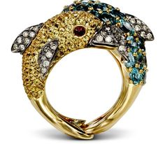 Sea Life - Rings | The hidden jewel of Beverly Hills