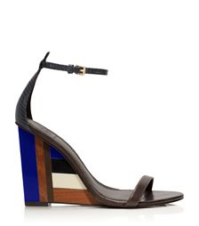 Tory Burch Color-cube Wedge Sandal