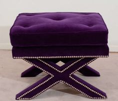 I have collected the best of the best purple furniture and all things purple that go in the house. I have furniture for every room in the house. Purple Rain, Purple Love, Purple Hues, All Things Purple, Shades Of Purple, Deep Purple, Purple Stuff, Purple Velvet, Home Decor Ideas