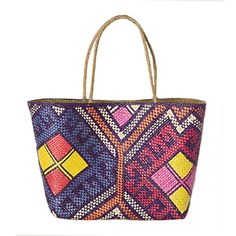 Fashionable Beach Bags | The Zoe Report $88