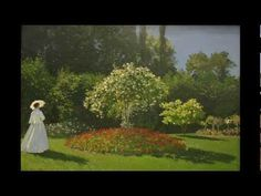 Claude Monet - Art Gallery short video