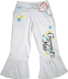 Pantalon trening Charmy Kitty, 100% bumbac.