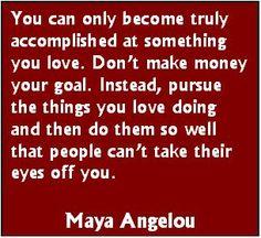 www.goodmorningandgoodnight.com  Maya Angelou Quote