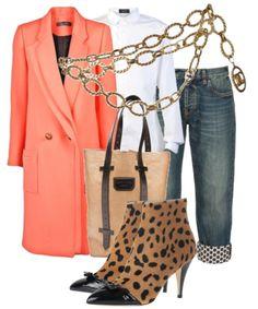 such a *peach* of a coat