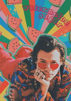 Bedroom Wall Collage, Photo Wall Collage, Picture Wall, Harry Styles Poster, Harry Styles Photos, Harry Styles Album Cover, Aesthetic Indie, Aesthetic Collage, Summer Aesthetic