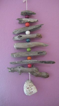 driftwood hanger