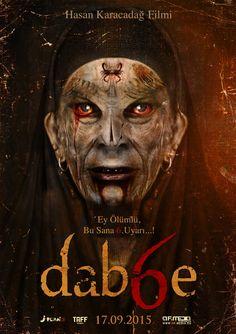 Dabbe serisinin sonuncu filmi Dabbe 6 filmi yine usta yönetmen Hasan Karacadağ imzası taşıyor. Dabbe 6 filmini http://www.yerlihd.com/dabbe-6-yerli-korku-izle.html adresinden tek part seçenekleri ile full hd izleyebilirsiniz #dabbe6 #yerlikorkufilmleri #yerlifilmizle #filmafişleri