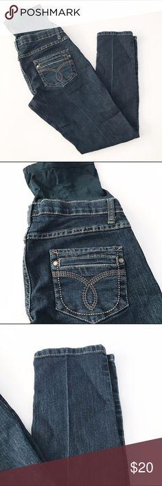 Maternity Tala Jeans Boot Cut Medium Dark Wash 1XL | Medium, The o ...
