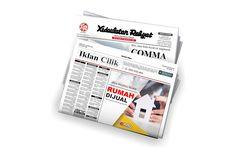 Pasang iklan #rumahdijual di koran Kedaulatan rakyat .  Info : 085643384005 ( tlp/wa/sms ) . jasaiklankoran.com  #iklancilik #iklan #iklanjogja #rumahdijualjogja #iklanrumahjogja #iklanrumah #iklanproperti #propertijogjakarta #propertijogja