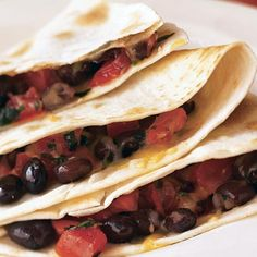 ... with open faced enchilada quesadillas see more 6 2 fatima cooking tips