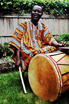 """Aly """"Alisco"""" Diabate was born in Conakry, Guinea, West Africa. Aly comes from a Djeli family. In West African culture, Djeli are the keepers of history, storytellers, musicians, and praise singers reminding people of their ancestors' powerful past in order to inspire those living in the present."""