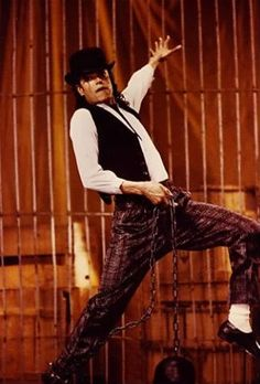 Michael Jackson in 'Leave Me Alone'