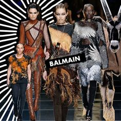 Fringe domination! La pasarela de @balmain jugó con texturas cortes inesperados fur y leather en faldas XL. #ellepfw #ElleEdit #pfw  via ELLE MEXICO MAGAZINE OFFICIAL INSTAGRAM - Fashion Campaigns  Haute Couture  Advertising  Editorial Photography  Magazine Cover Designs  Supermodels  Runway Models