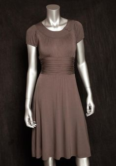 like this dress ... find other trendy stylish modest dresses at www.sierrabrooke.com modest dresses...modest clothing.  Love the simplicity and easy wear of this dress!