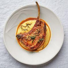 Pork Rib Roast, Pork Roast Recipes, Pork Ribs, Pork Chops, Roast Chicken, Pot Roast, Jamie Oliver Roast Pork, Raspberry Ricotta Cake, Creamy Polenta