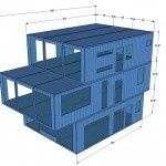 Container House Who Else Wants Simple Step-By-Step Plans To Design And Build A Container Home From Scratch? http://build-acontainerhome.blogspot.com?prod=4acgEAsP
