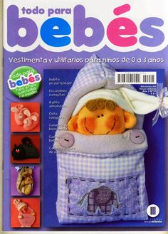 Revistas de manualidades Gratis: Revista Juguetes para bebes