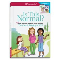 Is This Normal? | bookadvice | American Girl