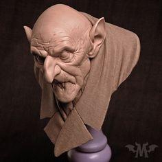 Concept Modeling For Easy Clay Sculptures: – Picture : – Description Andy Bergholtz Sculpture -Read More – Easy Clay Sculptures, Sculpture Head, Zbrush, Clay Monsters, Traditional Sculptures, Digital Sculpting, Marionette, Arte Horror, 3d Prints