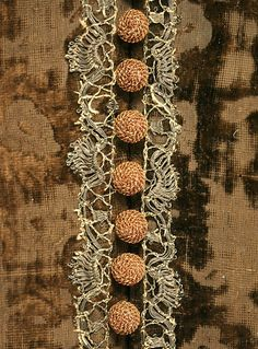 Jerkin Date: 1570–80 Culture: European Medium: silk, metal thread Dimensions: Length: 23 1/4 x 31 in. (59.1 x 78.7 cm)