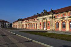Top Place, European Destination, Destinations, Places To Visit, Lovers, Mansions, House Styles, City, Potsdam