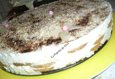 Semifrio de bolacha ou le fameux dessert Portugais : le gâteau bavarois aux biscuits
