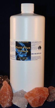 Ormus Minerals - Ormus 15 Formulas #OrmusMinerals